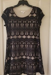 BRAND NEW Small Socialite lace dress